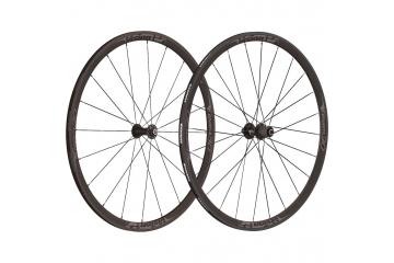 VISION - TEAM 30 coppia completa ruote colore decalco Nero/grigio