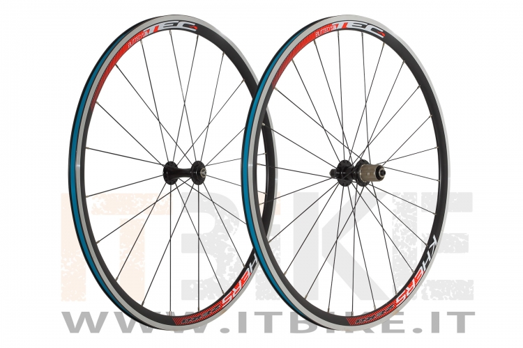 VISION - TRIMAX CARBON TC50 GREY SET RUOTE ANT/POST